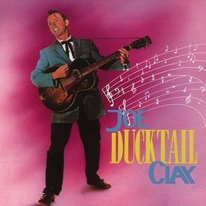 CLAY, JOHNNY - Ducktail CD
