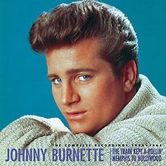 BURNETTE, JOHNNY - The Complete Recordings 1955 - 1964 9-CD-Box