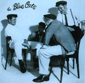 BLUE CATS - Same CD