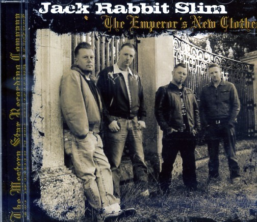 JACK RABBIT SLIM - The Emperor's New Clothes CD