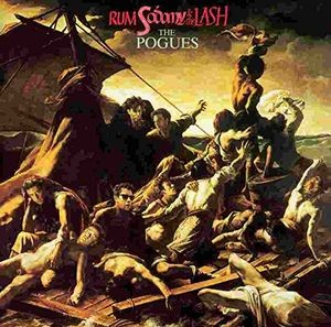 POGUES - Rum Sodomy And The Lash LP