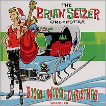 BRIAN SETZER ORCHESTRA-Boogie Woogie Christmas CD