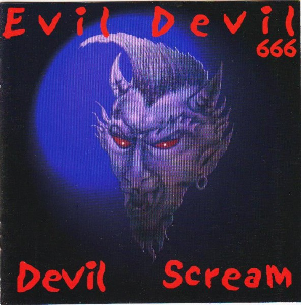EVIL DEVIL-Devil Scream CD