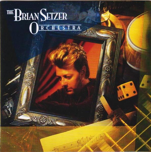 BRIAN SETZER ORCHESTRA-Same CD