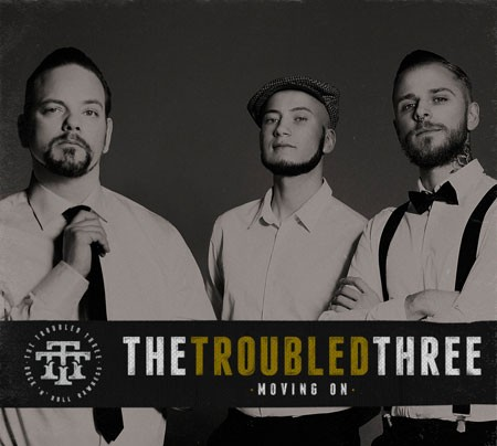 TROUBLED THREE - Moving On LP