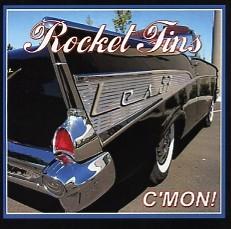 ROCKET FINS - C'Mon ! CD