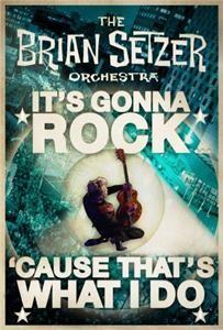 BRIAN SETZER ORCHESTRA - It's Gonna Rock 'Cause...DVD