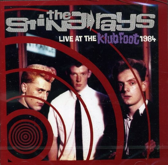 STING-RAYS, THE - Live At The Klub Foot 1984 CD