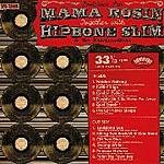 MAMA ROSIN & HIPBONE SLIM & KNEETREMBLERS - Louisiana Sun LP