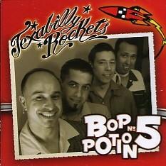 TEXABILLY ROCKETS - Bop Potion Nr. 5 CD