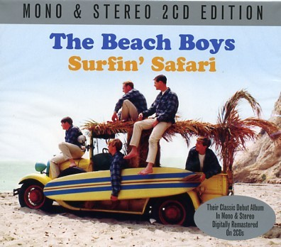 BEACH BOYS - Surfin' Safari 2CD