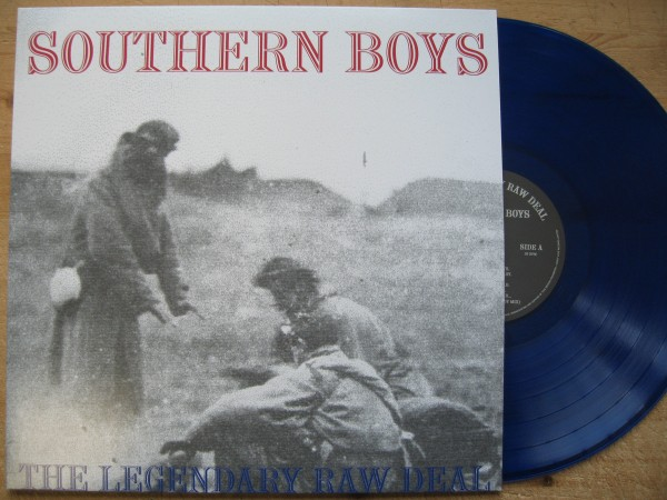 LEGENDARY RAW DEAL - Southern Boys LP ltd. blue