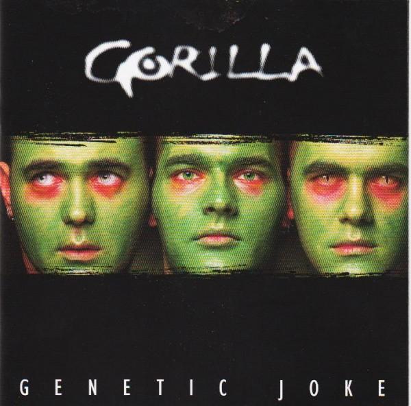 GORILLA - Genetic Joke CD