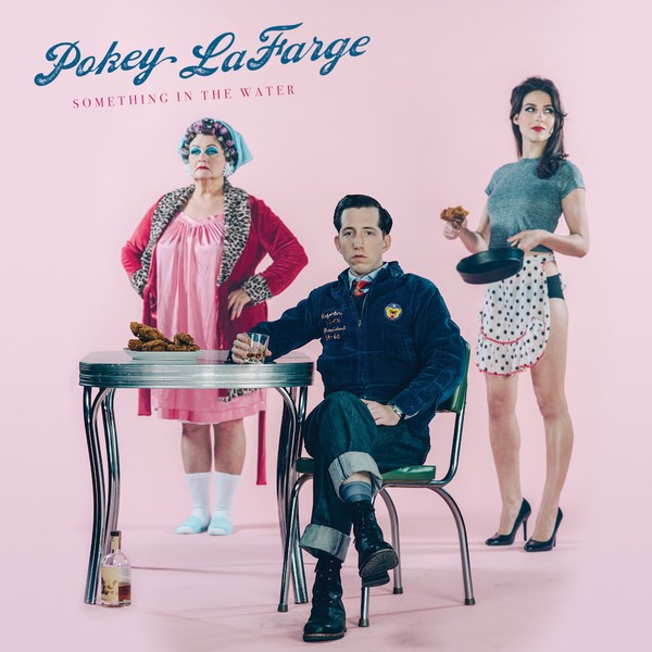 POKEY LA FARGE - Something In The Water CD