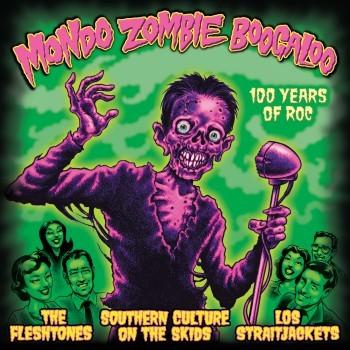 V.A. - Mondo Zombie Boogaloo 2LP+CD