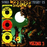 V.A. - Songs The Cramps Taught Us Vol.3 CD