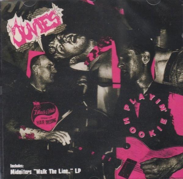 JUVIES - Playin Hookie / MIDNITERS - Walk The Line CD