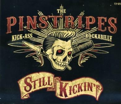 PINSTRIPES - Still Kickin' CD