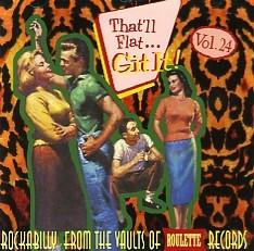 V.A.-That'll Flat...Git It Vol.24 CD