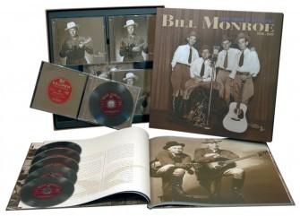 MONROE, BILL - 1936-1949 6-CD-Box & 88-Page Book