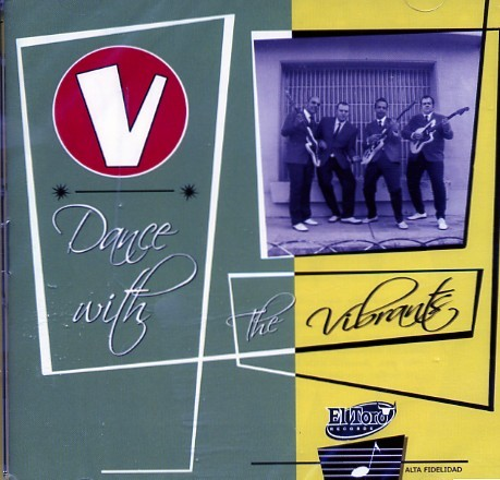 VIBRANTS - Dance With CD
