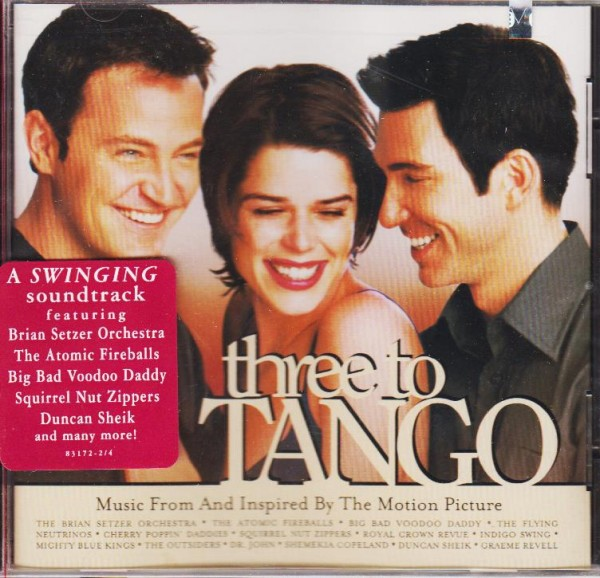 V.A.-Three To Tango CD