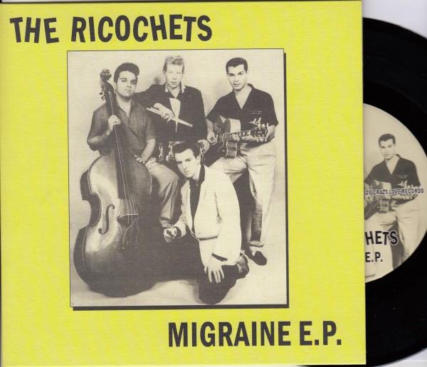 """RICOCHETS - Migraine 7""""EP"""