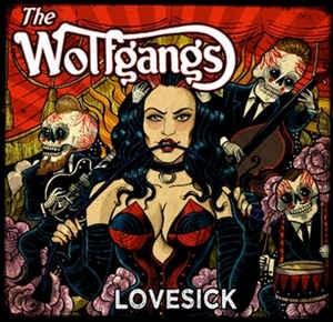 WOLFGANGS - Lovesick CD
