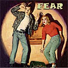 V.A. - Fear CD