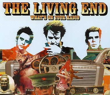 LIVING END-What`s On Your Radio MCD