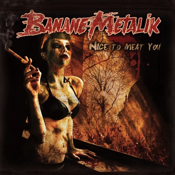 BANANE METALIK - Nice To Meat You CD
