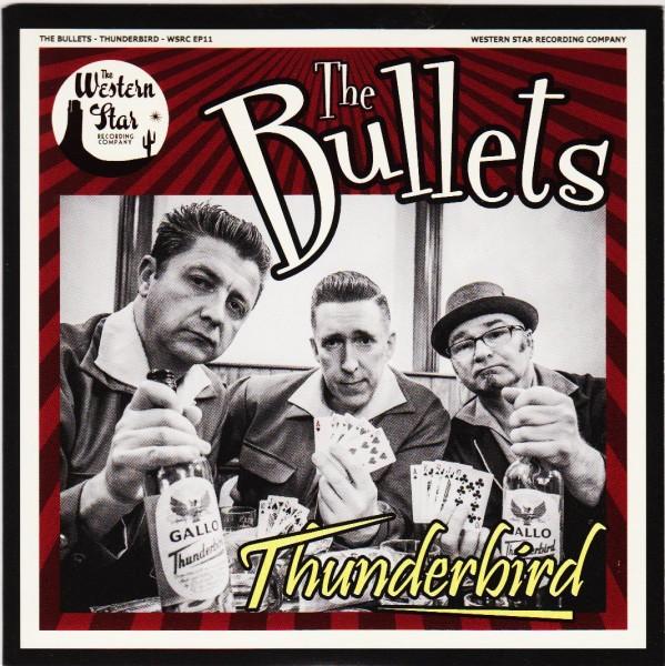 """BULLETS - Thunderbird 7""""EP"""