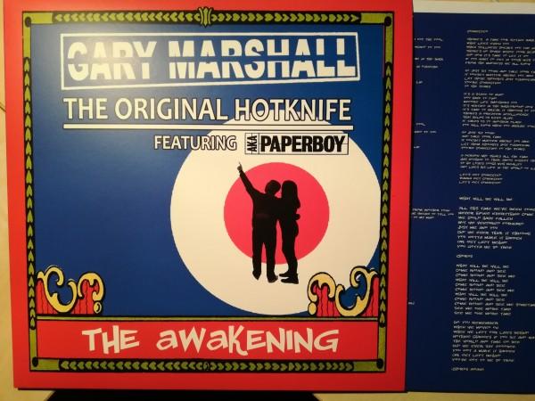MARSHALL, GARY - The Awakening LP