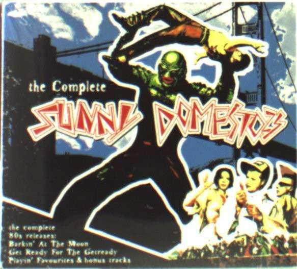 SUNNY DOMESTOZS - The Complete CD