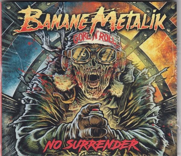 BANANE METALIK - No Surrender CD