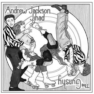 "Andrew Jackson Jihad / The Gunshy - Collaborative 7""EP"