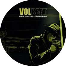 VOLBEAT - Guitar Gangsters & Cadillac Blood Picture Disc LP