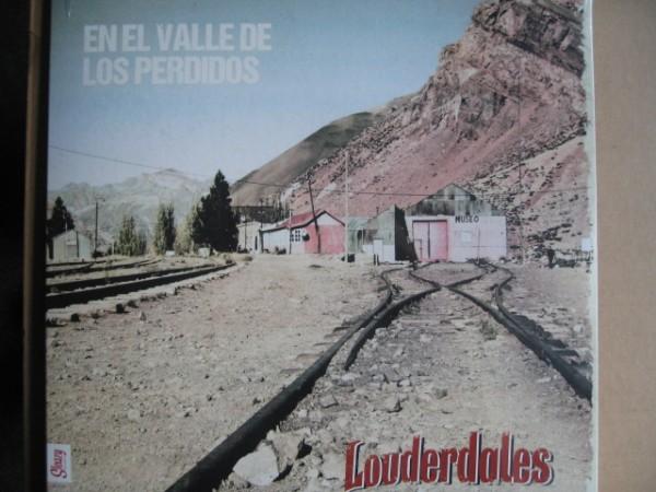 LOUDERDALES - En El Valle De Los Perdidos LP