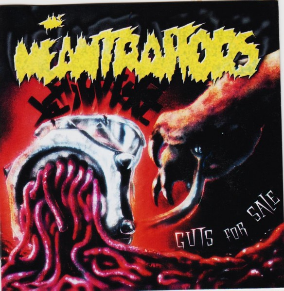 MEANTRAITORS - Guts For Sale CD
