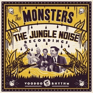 MONSTERS - The Jungle Noise Recordings LP+CD