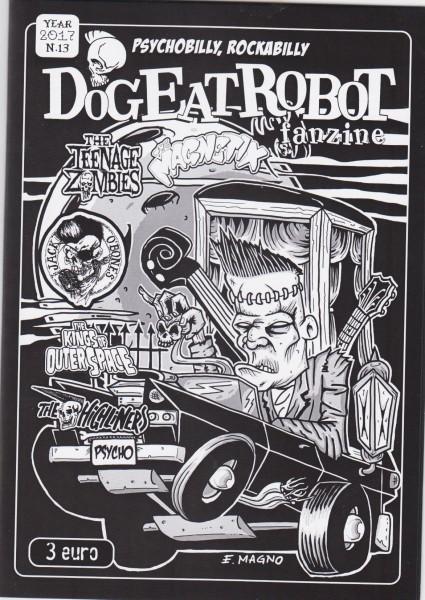 DOG EAT ROBOT Fanzine #13