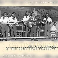 ADAMS, CHARLIE - Cattin` Around CD