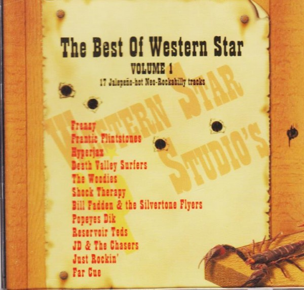 V.A. - The Best Of Western Star Vol.1 CD
