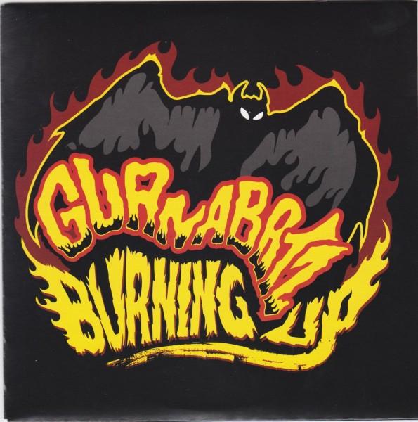 """GUANA BATZ - Burning Up 7""""EP"""