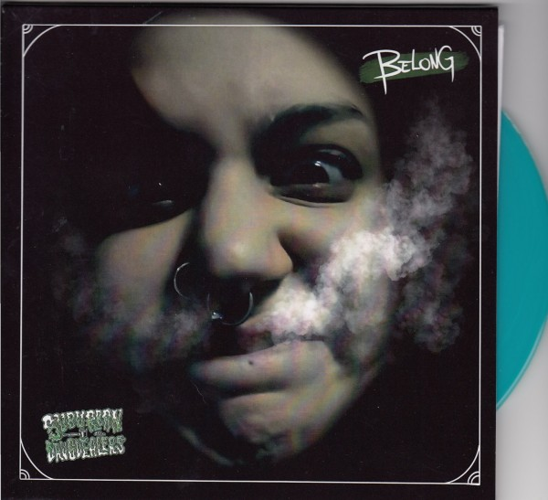 "SUBURBAN DRUGDEALERS - Belong 7""EP ltd. + CD"