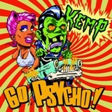 KEMP - Go Psycho LP ltd. black