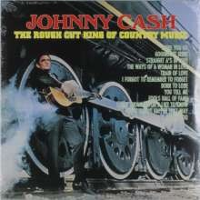 CASH, JOHNNY - The Rough Cut King Of Country Music LP