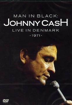 CASH, JOHNNY - Live In Denmark 1971 DVD