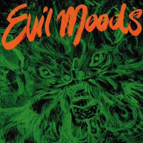 MOVIE STAR JUNKIES - Evil Moods LP + CD