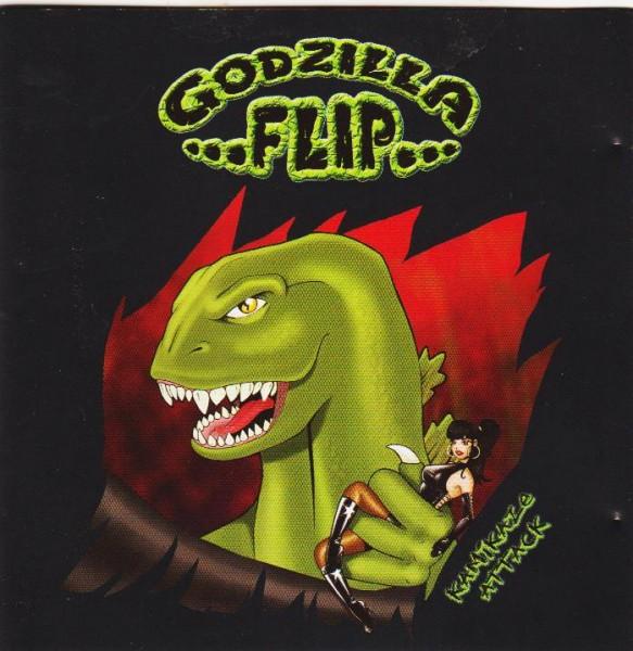 GODZILLA FLIP - Kamikaze Attack CD